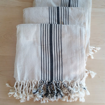 Turkish Towels - structured mid weight
