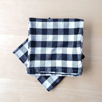 Napkins - Plaid (set of 4)
