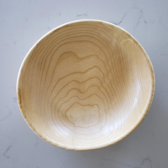 Wooden bowl - tree of heaven