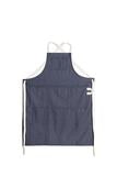 EH Works, The Apron, Goose Creek Mercantile, indigo herringbone
