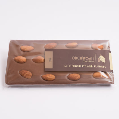 Milk Chocolate Almond Bar
