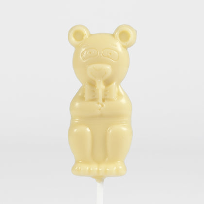 Teddy Pop - White