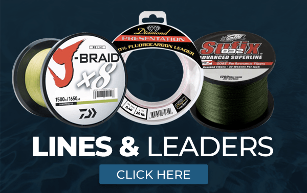 Fishing Line & Leaders - Bulluna.com