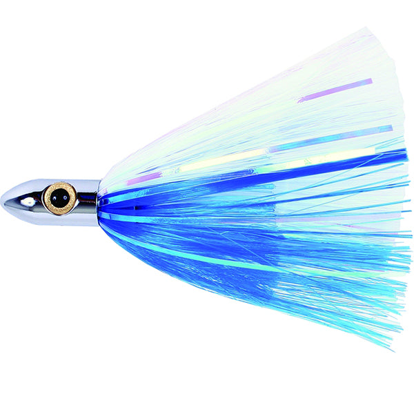 Iland Lures Iland Tracker Flasher Chrome Head Trolling Lure - 4 1/4 Inches