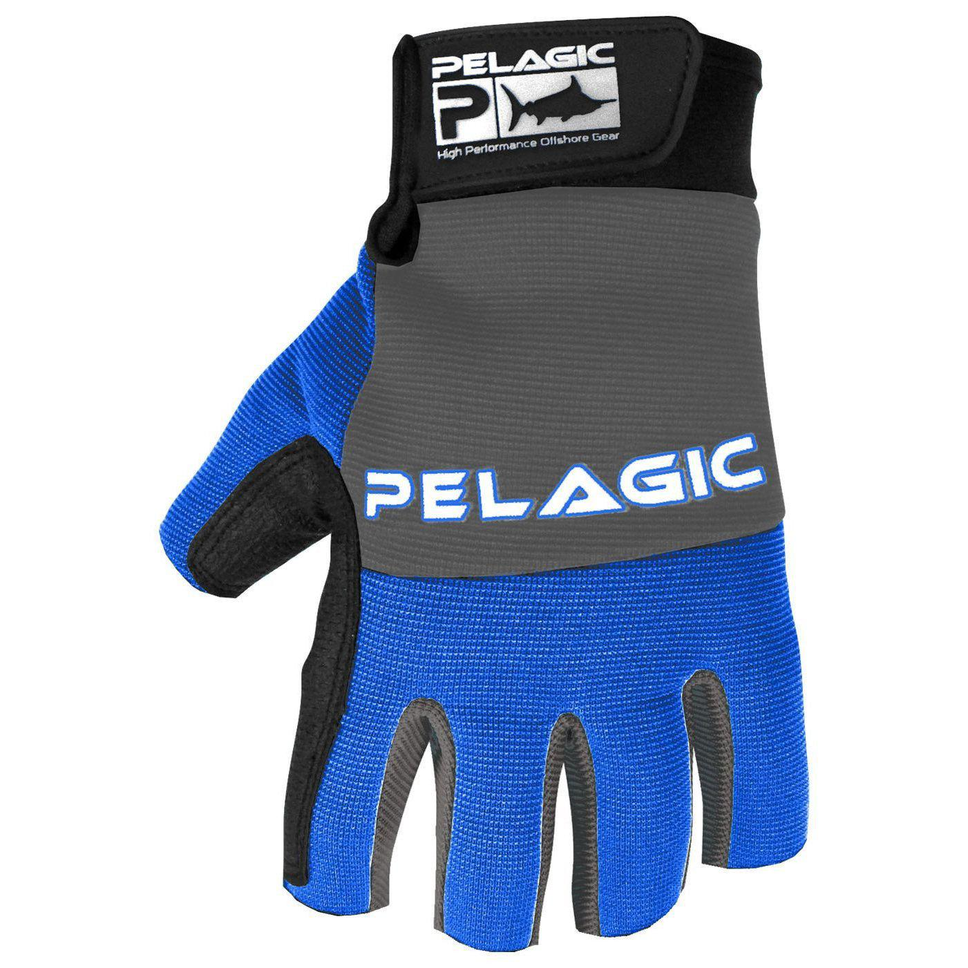 Pelagic Battle Open Fingers Gloves