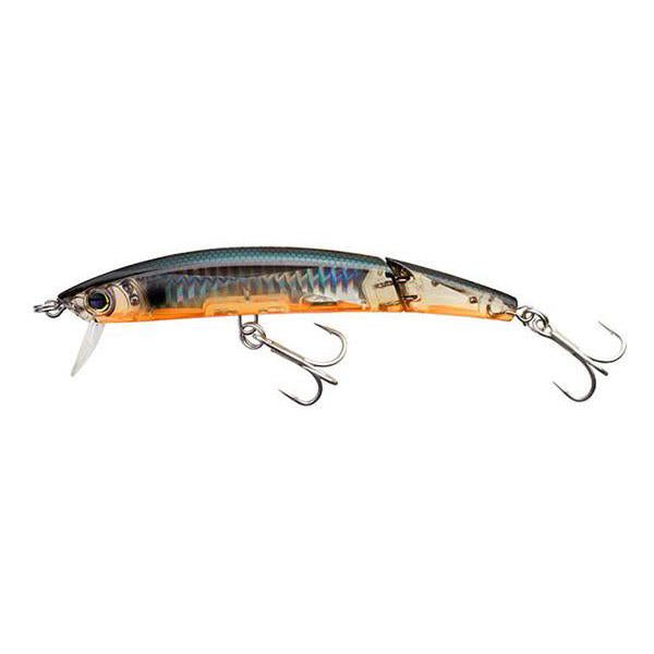 Yo-Zuri Crystal 3D Minnow Jointed 4 Inch Lure