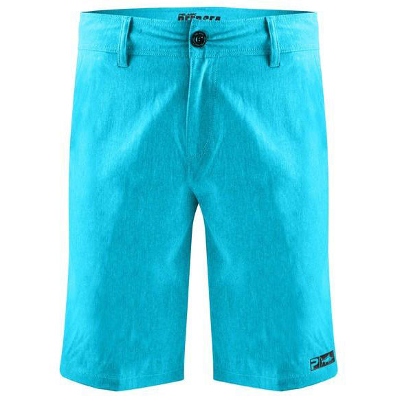 Pelagic Deep Sea Aqua Hybrid-Short - Bulluna.com
