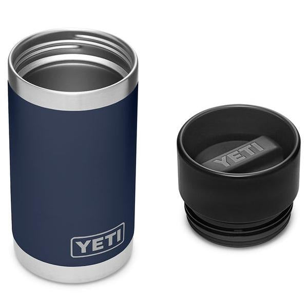 Yeti Rambler 12 Ounce Bottle With HotShot Cap - Navy