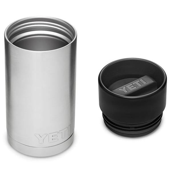 Yeti Rambler 12 Ounce Bottle With HotShot Cap - Stainless