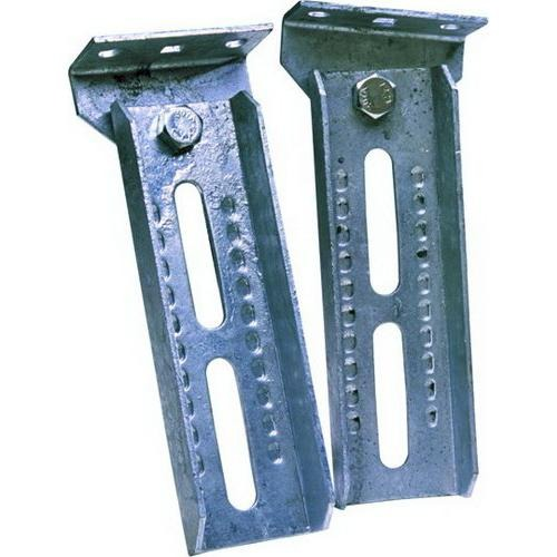 Tie Down Bolster Swivel Brackets - 8 Inches (HN) - Bulluna.com