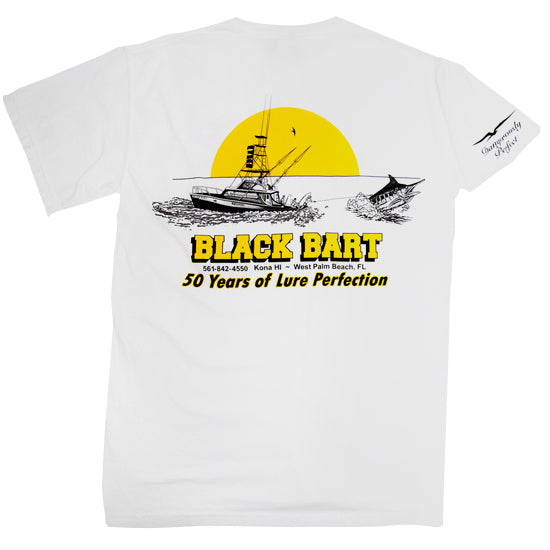 Black Bart Original Short Sleeve T-Shirt