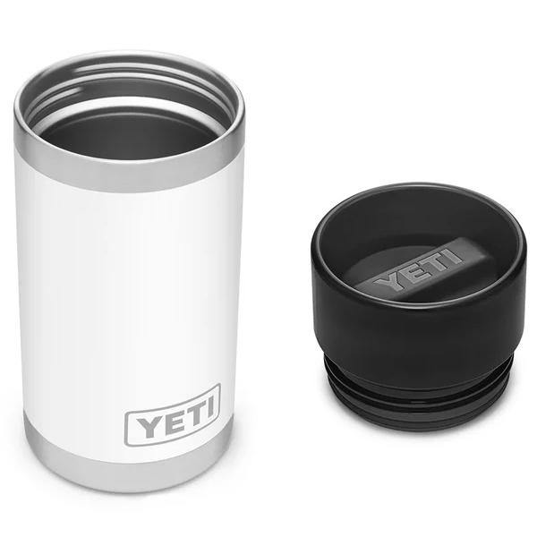 Yeti Rambler 12 Ounce Bottle With HotShot Cap - White