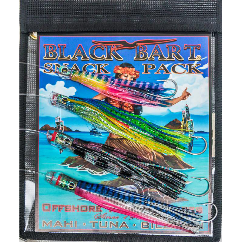 Black Bart Bravo Snack Lure Pack