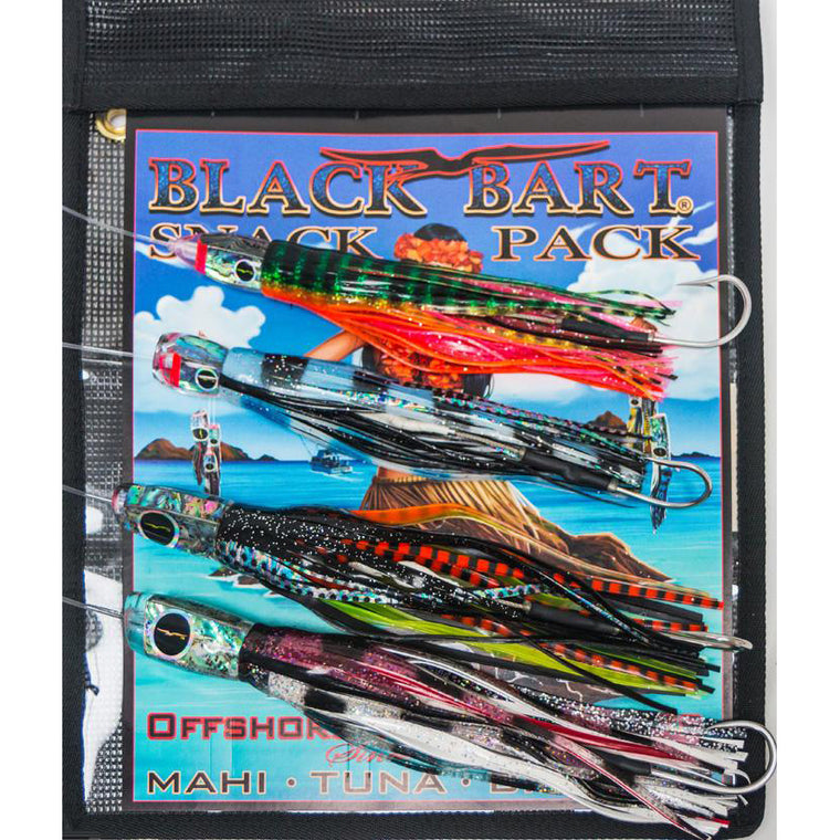 Black Bart Foxtrot Snack Lure Pack