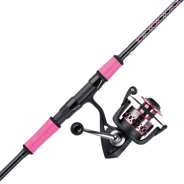 Penn Passion 4000 8-15 Pound 1 Piece 7 Feet Medium Light Spinning Rod And Reel Combo