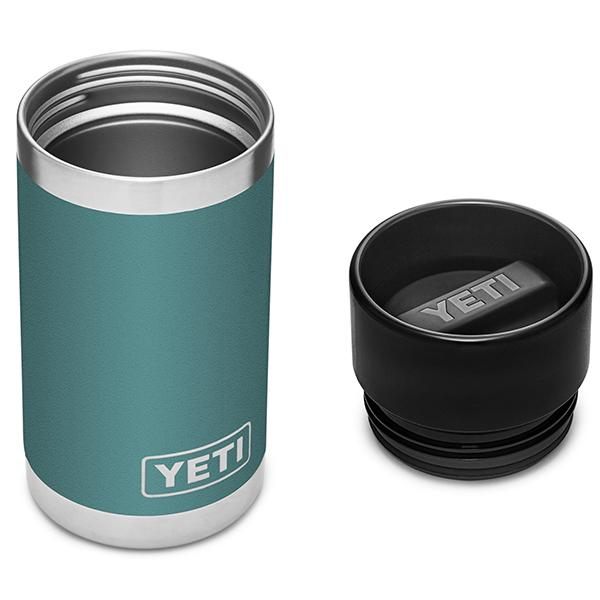 Yeti Rambler 12 Ounce Bottle With HotShot Cap - River Green