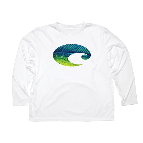Costa Del Mar Technical Dorado Long Sleeve - Bulluna.com
