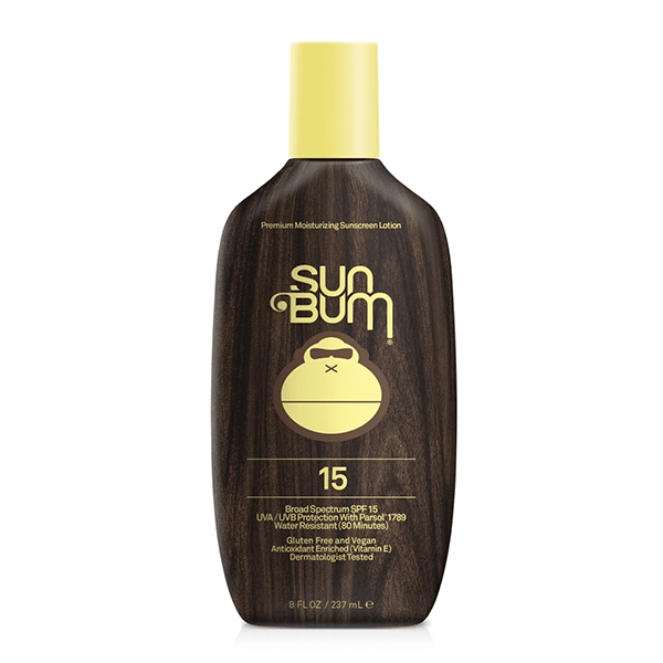 Sun Bum Original SPF 15 Sunscreen Lotion - 8 Ounces (HN) - Bulluna.com