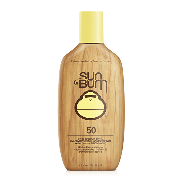 Sun Bum Original SPF 50 Sunscreen Lotion - 8 Ounces