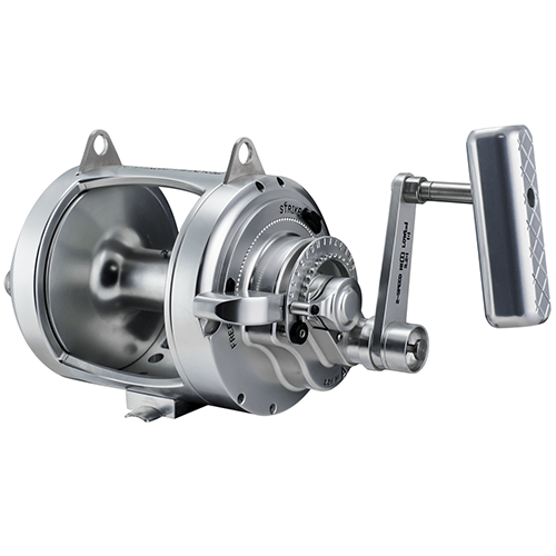 Accurate ATD-80W Platinum Twin Drag Reel