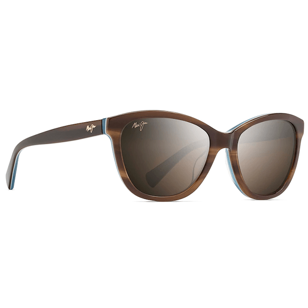 Maui Jim Canna Tortoise with White and Blue Sunglasses - Bulluna.com