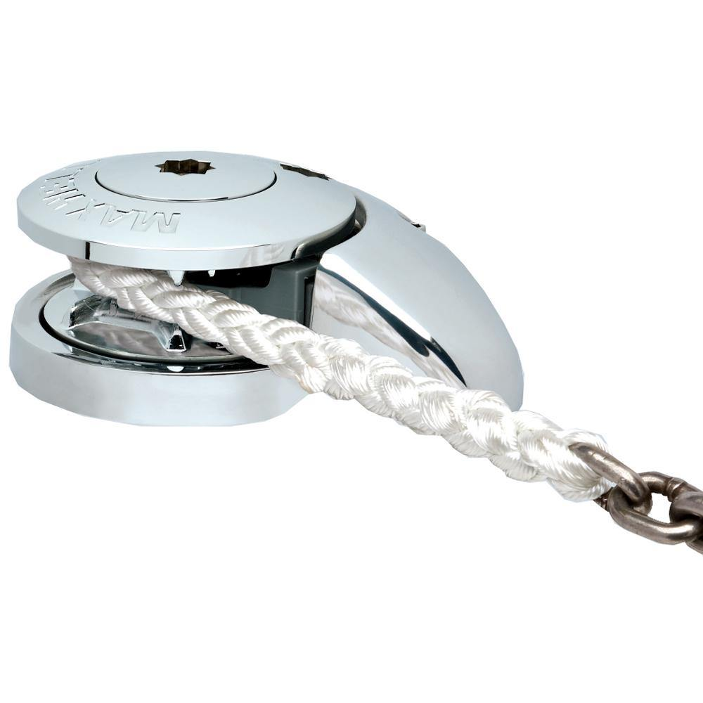 "Maxwell RC8-8 12V Windlass - for up to 5/16"" Chain, 9/16"" Rope [RC8812V] - Bulluna.com"