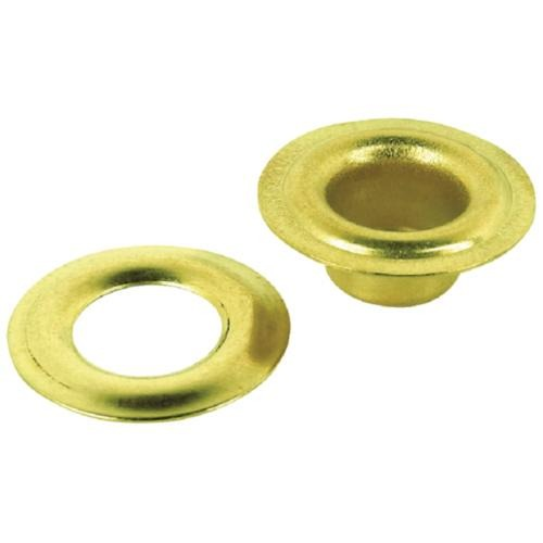 Seachoice Canvas Grommets With Washers - 1/2 Inches - 10 - Bulluna.com