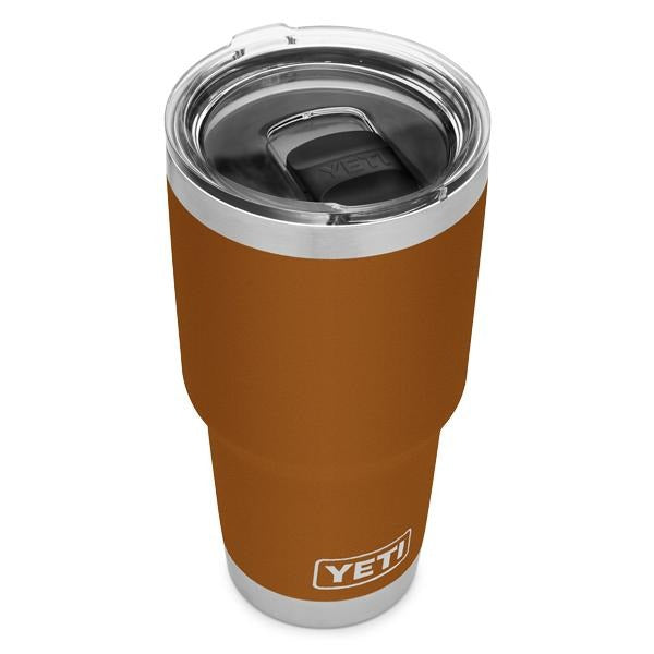 Yeti Rambler 30 Ounce Tumbler With MagSlider - Clay