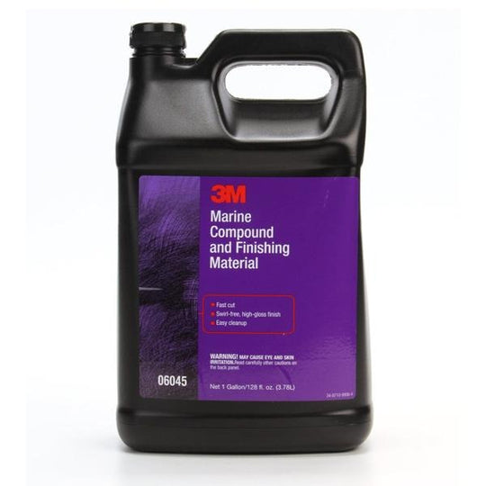 3M Marine Compound and Finishing Material - Gallon