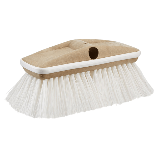 Star Brite 8 Inch Premium Scrub Brush with Bumper - Bulluna.com