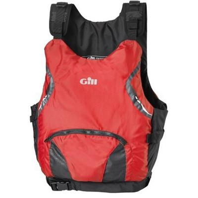 Gill U.S. Coast Guard Approved Side Zip Buoyancy Aid - Red