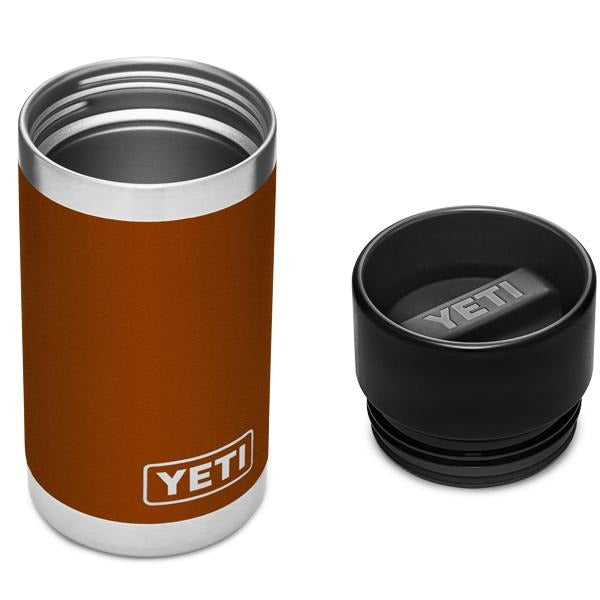 Yeti Rambler 12 Ounce Bottle With HotShot Cap - Clay