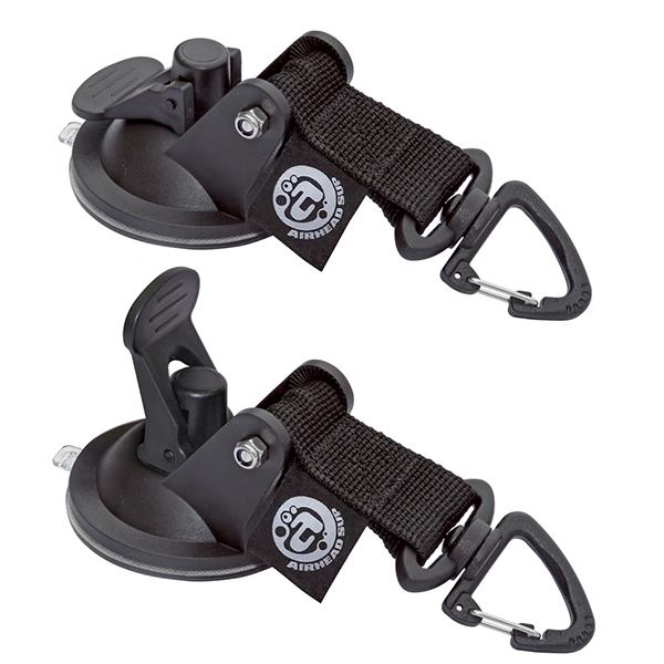 Airhead SUP Suction Cup Tie Downs - 2 Pack (HN) - Bulluna.com