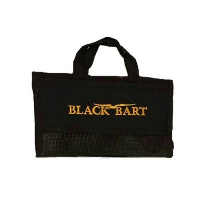 Black Bart 6 Pocket Rollup Small Lure Bag