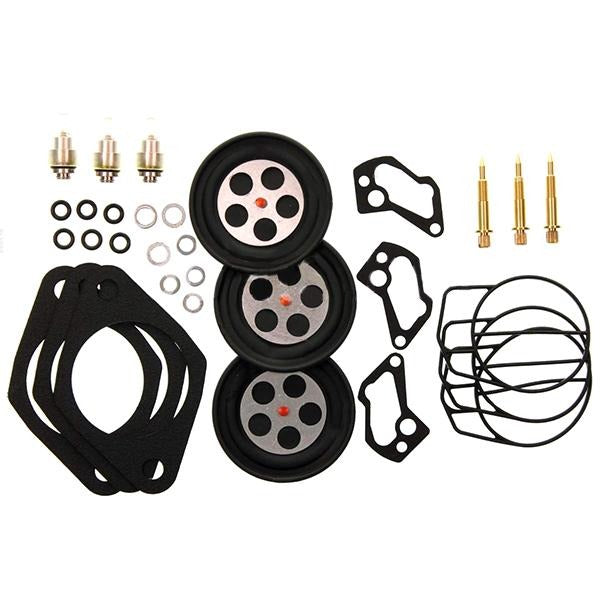 Yamaha 65U-W0093-00-00 Carburetor Repair Kit - Bulluna.com