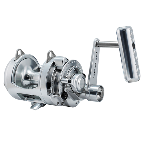 Accurate ATD-12T Platinum Twin Drag Reel