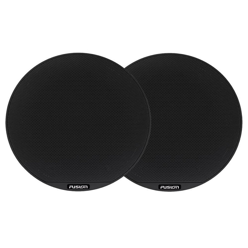 Fusion SG-X77B 7.7 Inch Grill Cover For SG Series Speakers - Black - Bulluna.com