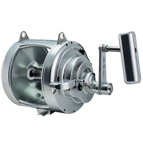 Accurate ATD-130 Platinum Twin Drag Reel