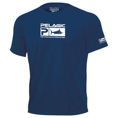 Pelagic Deluxe Waterman Short Sleeve Tee Shirt - Bulluna.com