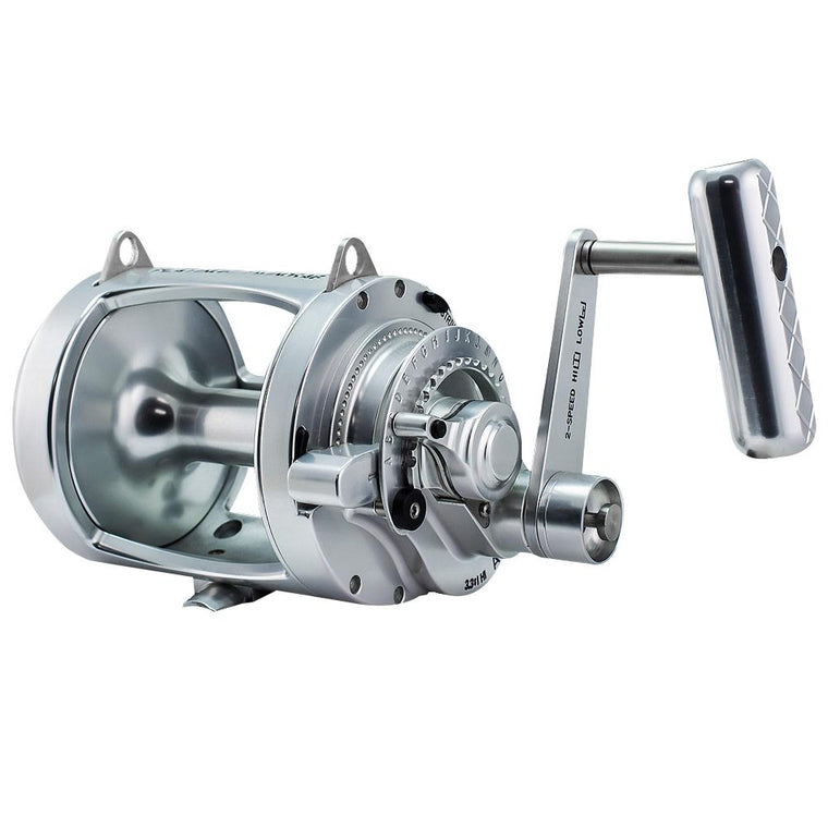 Accurate ATD-30 Platinum Twin Drag Reel