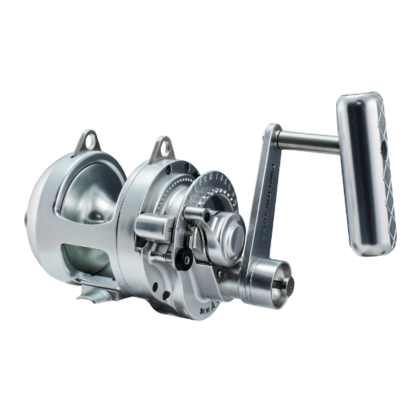 Accurate ATD-6T Platinum Twin Drag Reel
