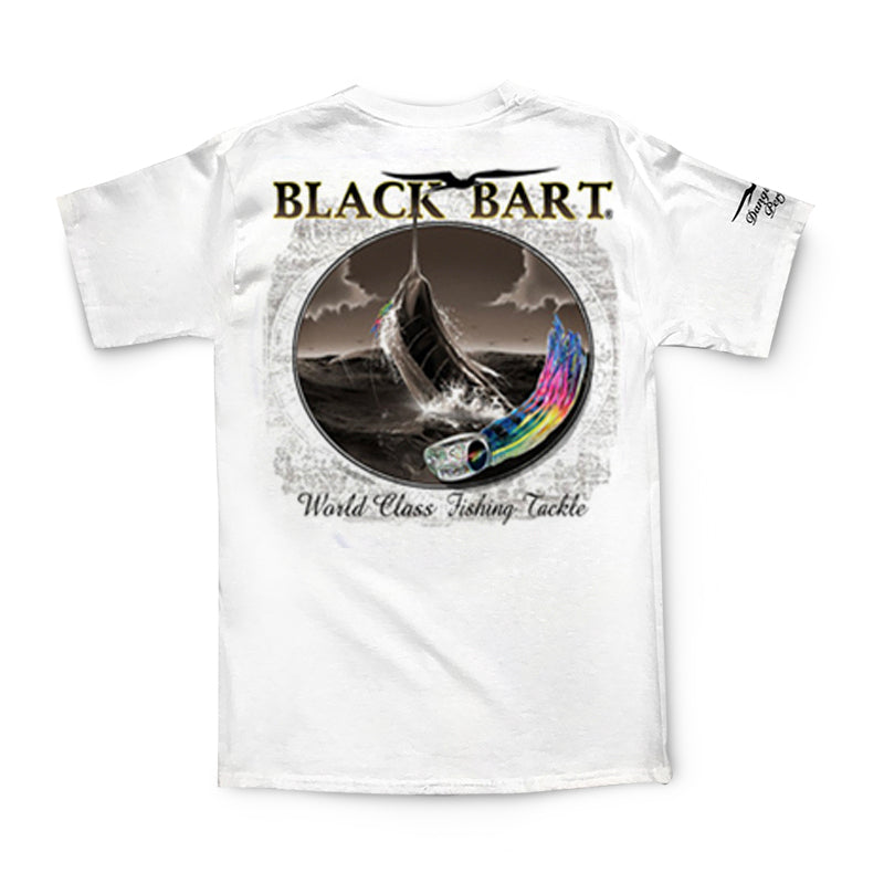 Black Bart Triple Grander Short Sleeve T-Shirt