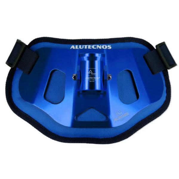 Alutecnos Aluminum The Feather Padded Soft Fighting Belt