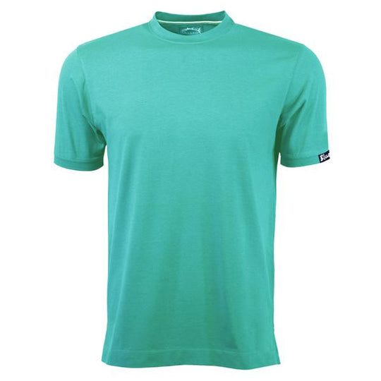 Bluefin USA Basic Aqua Short Sleeve Tech T-Shirt