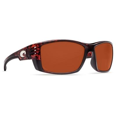 Costa del Mar Cortez Sunglasses - Tortoise Frame - Copper 580P