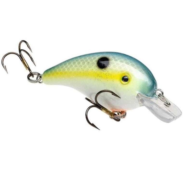 Strike King Pro Model 1 Square Bill Crankbait Lure - 2 1/2 Inches