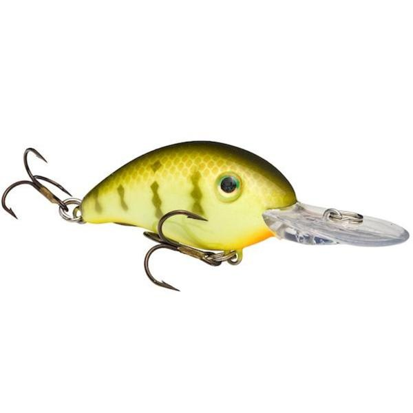 Strike King Pro Model Series 3 Medium Diver Crankbait Lure - 3 1/4 Inches - Bulluna.com