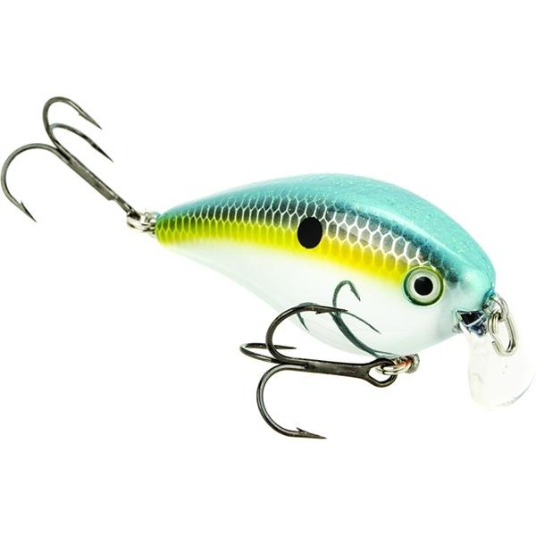 Strike King Pro Model KVD 1.5 Shallow Runner Silent Crankbait Lure - 1 1/4 Inches
