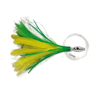 Williamson Flash Feather Rigged Lure - 5 Inches