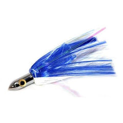 Iland Lures Jr. Ilander Flasher Chrome Head Trolling Lure - 6 3/4 Inches - Bulluna.com